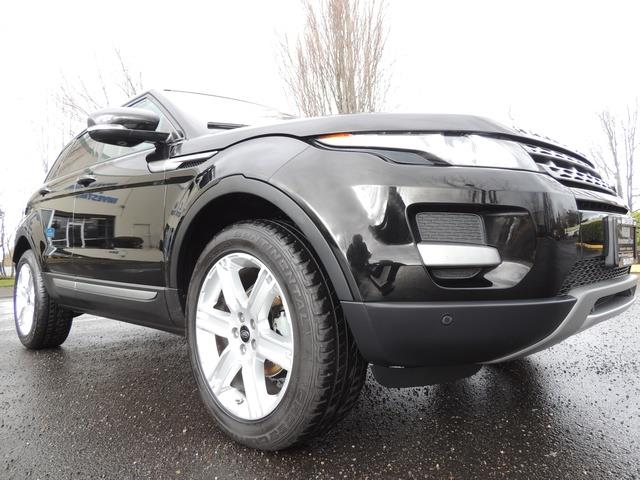 2013 Land Rover Evoque Pure / AWD / Navigation / backup camera / 1-Owner - Photo 10 - Portland, OR 97217