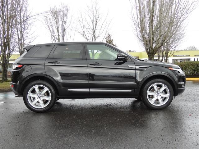 2013 Land Rover Evoque Pure / AWD / Navigation / backup camera / 1-Owner - Photo 4 - Portland, OR 97217