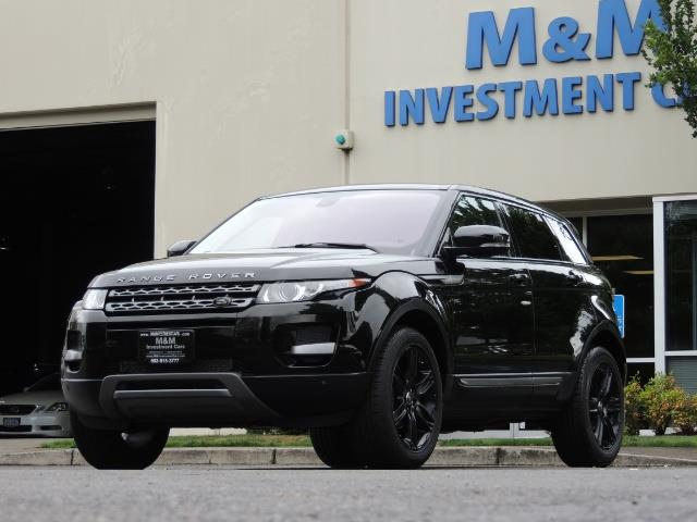 2013 Land Rover Evoque Pure / AWD / Navigation / backup camera / 1-Owner - Photo 49 - Portland, OR 97217