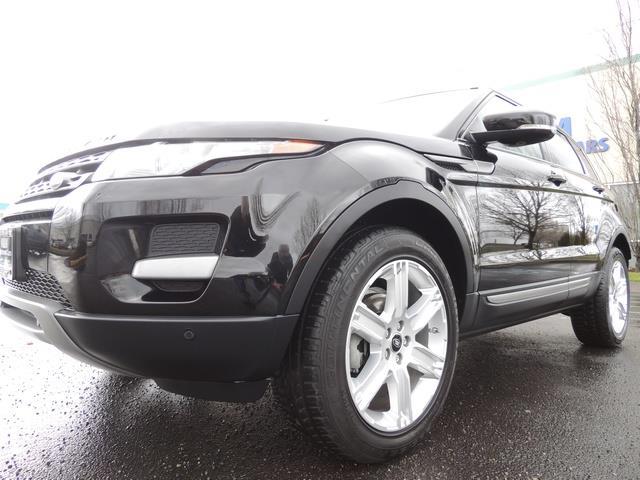 2013 Land Rover Evoque Pure / AWD / Navigation / backup camera / 1-Owner - Photo 9 - Portland, OR 97217