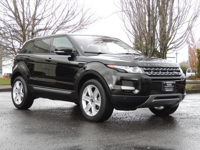 2013 Land Rover Evoque Pure / AWD / Navigation / backup camera / 1-Owner - Photo 2 - Portland, OR 97217