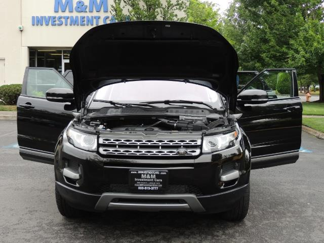 2013 Land Rover Evoque Pure / AWD / Navigation / backup camera / 1-Owner - Photo 32 - Portland, OR 97217