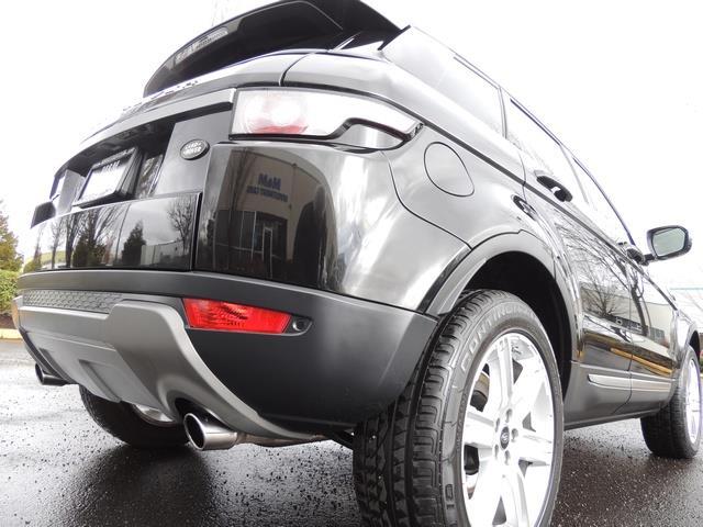 2013 Land Rover Evoque Pure / AWD / Navigation / backup camera / 1-Owner - Photo 12 - Portland, OR 97217