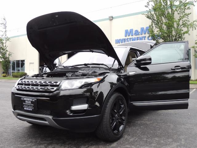2013 Land Rover Evoque Pure / AWD / Navigation / backup camera / 1-Owner - Photo 25 - Portland, OR 97217