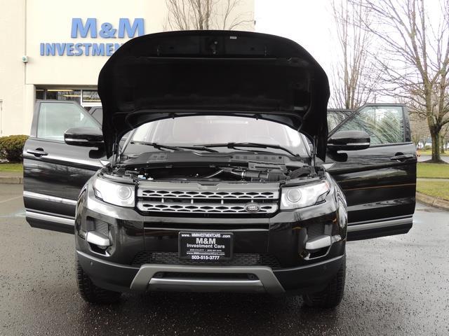 2013 Land Rover Evoque Pure / AWD / Navigation / backup camera / 1-Owner - Photo 32 - Portland, OR 97217