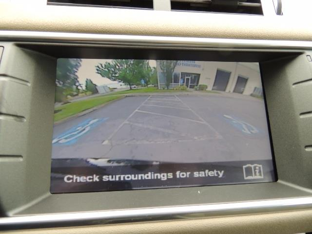2013 Land Rover Evoque Pure / AWD / Navigation / backup camera / 1-Owner - Photo 21 - Portland, OR 97217