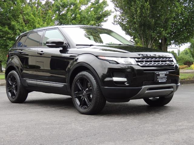 2013 Land Rover Evoque Pure / AWD / Navigation / backup camera / 1-Owner - Photo 2 - Portland, OR 97217