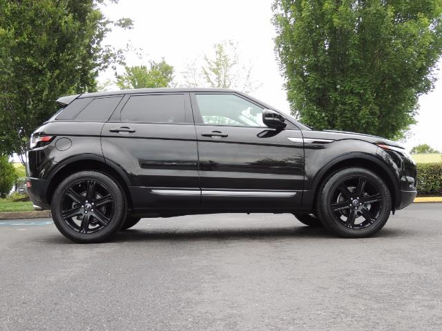 2013 Land Rover Evoque Pure / AWD / Navigation / backup camera / 1-Owner - Photo 4 - Portland, OR 97217