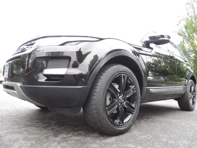 2013 Land Rover Evoque Pure / AWD / Navigation / backup camera / 1-Owner - Photo 9 - Portland, OR 97217