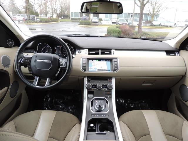 2013 Land Rover Evoque Pure / AWD / Navigation / backup camera / 1-Owner - Photo 35 - Portland, OR 97217