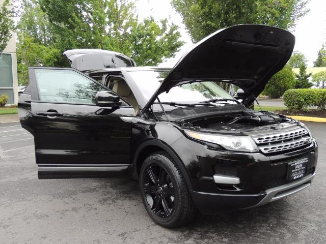 2013 Land Rover Evoque Pure / AWD / Navigation / backup camera / 1-Owner - Photo 31 - Portland, OR 97217