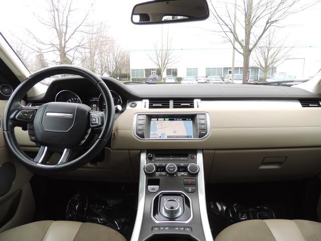 2013 Land Rover Evoque Pure / AWD / Navigation / backup camera / 1-Owner - Photo 34 - Portland, OR 97217