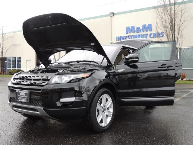 2013 Land Rover Evoque Pure / AWD / Navigation / backup camera / 1-Owner - Photo 25 - Portland, OR 97217