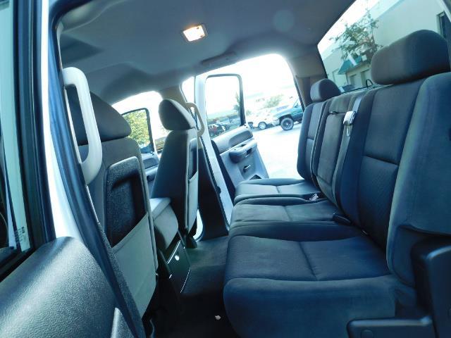 2009 Chevrolet Silverado 2500 LT / Crew Cab / 4X4 / 6.6L DIESEL / ALLISON TRANNY - Photo 15 - Portland, OR 97217