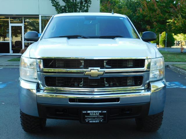 2009 Chevrolet Silverado 2500 LT / Crew Cab / 4X4 / 6.6L DIESEL / ALLISON TRANNY - Photo 5 - Portland, OR 97217