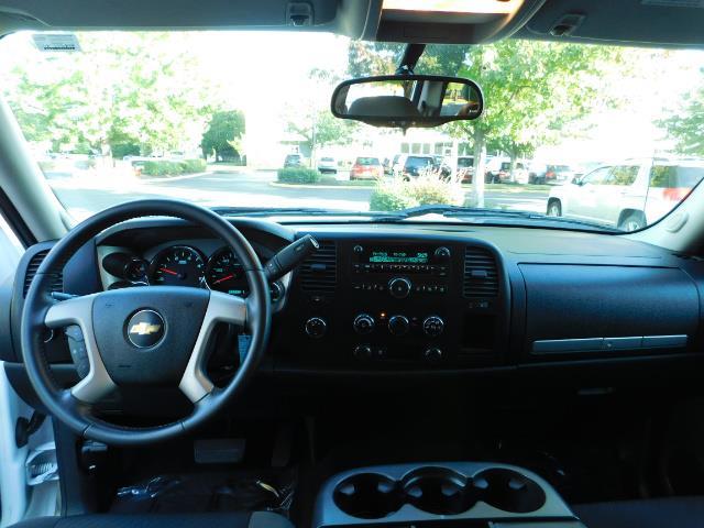 2009 Chevrolet Silverado 2500 LT / Crew Cab / 4X4 / 6.6L DIESEL / ALLISON TRANNY - Photo 34 - Portland, OR 97217