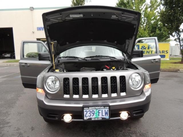 2011 Jeep Patriot Latitude X Sport Utilty 4x4