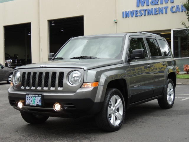 2011 jeep patriot latitude x sport utilty 4x4. Black Bedroom Furniture Sets. Home Design Ideas