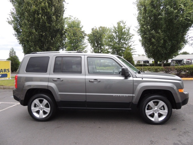 2011 jeep patriot latitude x sport utilty 4x4 leather 4cyl. Black Bedroom Furniture Sets. Home Design Ideas