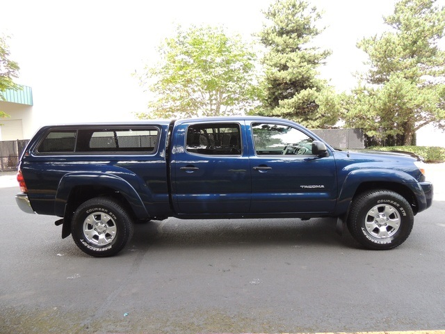 2005 toyota tacoma v6 4x4 double cab leather new. Black Bedroom Furniture Sets. Home Design Ideas