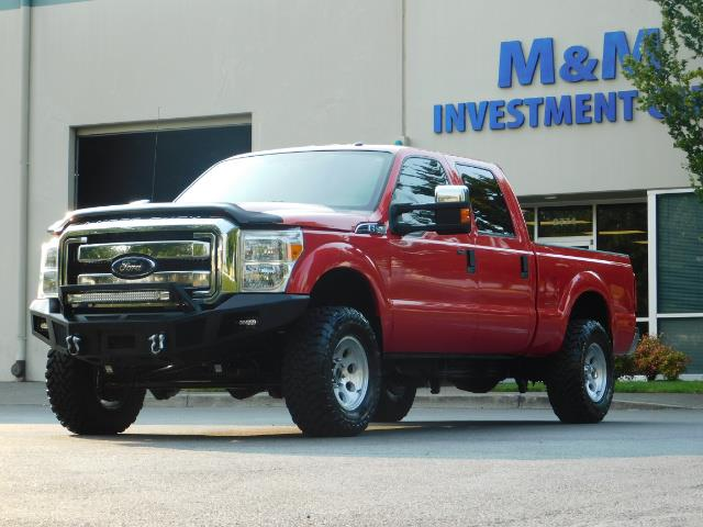 2012 Ford F-250 Super Duty XLT / 4X4 / 6.7L DIESEL / LIFTED - Photo 46 - Portland, OR 97217