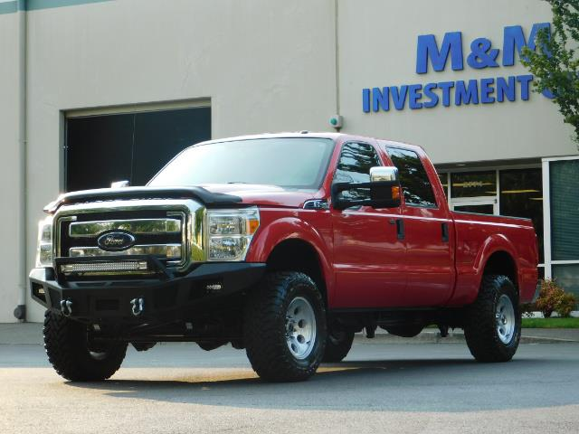 2012 Ford F-250 Super Duty XLT / 4X4 / 6.7L DIESEL / LIFTED - Photo 47 - Portland, OR 97217