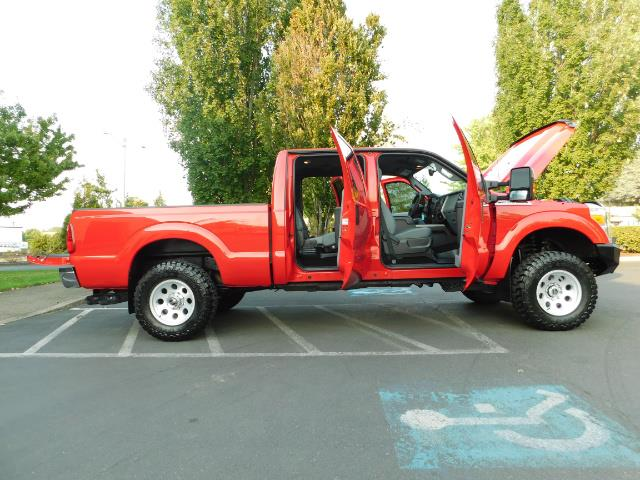 2012 Ford F-250 Super Duty XLT / 4X4 / 6.7L DIESEL / LIFTED - Photo 29 - Portland, OR 97217