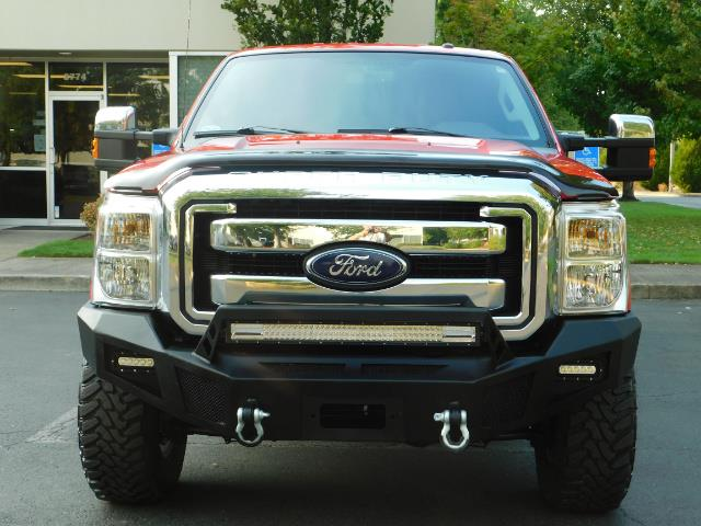 2012 Ford F-250 Super Duty XLT / 4X4 / 6.7L DIESEL / LIFTED - Photo 5 - Portland, OR 97217