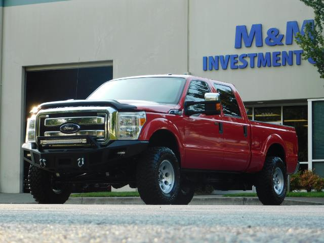 2012 Ford F-250 Super Duty XLT / 4X4 / 6.7L DIESEL / LIFTED - Photo 44 - Portland, OR 97217