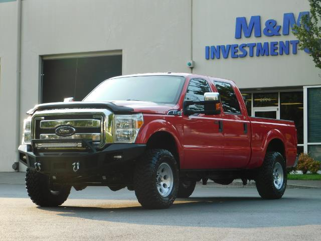 2012 Ford F-250 Super Duty XLT / 4X4 / 6.7L DIESEL / LIFTED - Photo 48 - Portland, OR 97217