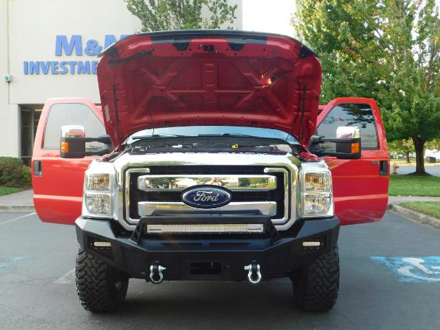 2012 Ford F-250 Super Duty XLT / 4X4 / 6.7L DIESEL / LIFTED - Photo 31 - Portland, OR 97217