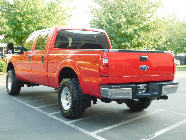 2012 Ford F-250 Super Duty XLT / 4X4 / 6.7L DIESEL / LIFTED - Photo 8 - Portland, OR 97217
