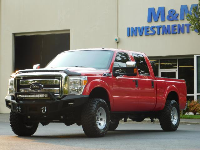 2012 Ford F-250 Super Duty XLT / 4X4 / 6.7L DIESEL / LIFTED - Photo 41 - Portland, OR 97217