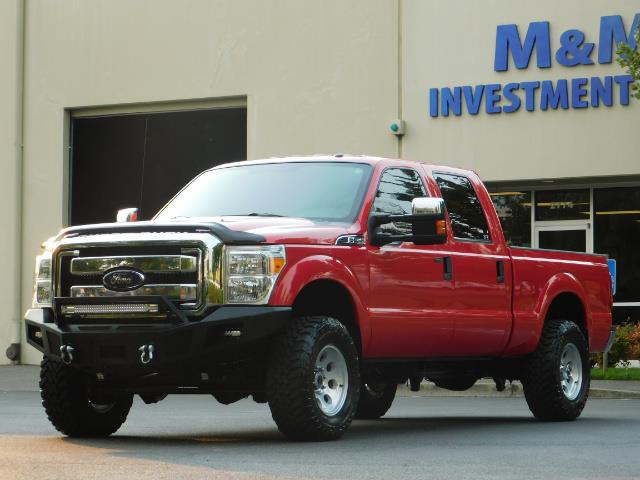 2012 Ford F-250 Super Duty XLT / 4X4 / 6.7L DIESEL / LIFTED - Photo 40 - Portland, OR 97217