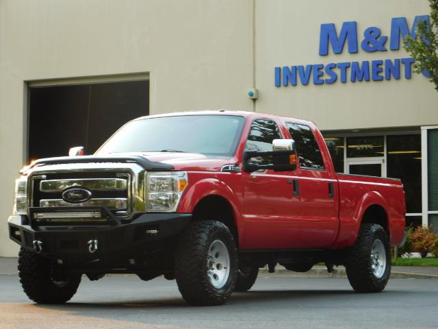 2012 Ford F-250 Super Duty XLT / 4X4 / 6.7L DIESEL / LIFTED - Photo 42 - Portland, OR 97217