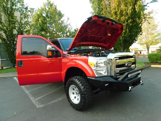 2012 Ford F-250 Super Duty XLT / 4X4 / 6.7L DIESEL / LIFTED - Photo 30 - Portland, OR 97217
