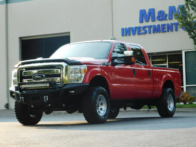 2012 Ford F-250 Super Duty XLT / 4X4 / 6.7L DIESEL / LIFTED - Photo 45 - Portland, OR 97217