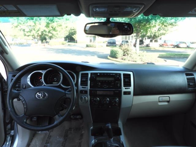 2004 Toyota 4Runner LIMITED Edition 4WD / V8 4.7L / DIFF LOCK / LIFTED - Photo 38 - Portland, OR 97217