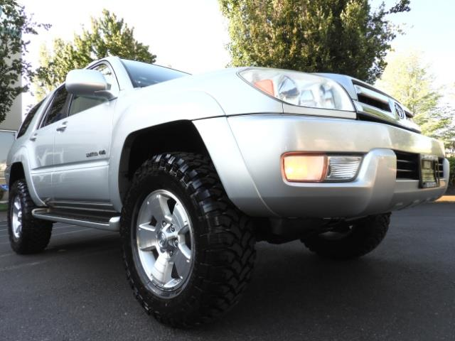 2004 Toyota 4Runner LIMITED Edition 4WD / V8 4.7L / DIFF LOCK / LIFTED - Photo 10 - Portland, OR 97217