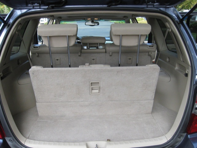 used 2004 toyota highlander limited awd 3rd row seat moonroof for sale in portland or m. Black Bedroom Furniture Sets. Home Design Ideas