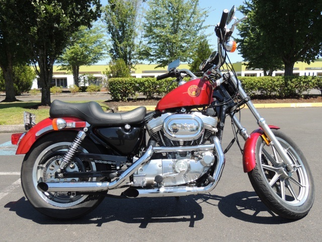 1990 HARLEY DAVIDSON SPORTSTER 883 / ONLY 1900 MILES - Photo 18 - Portland, OR 97217