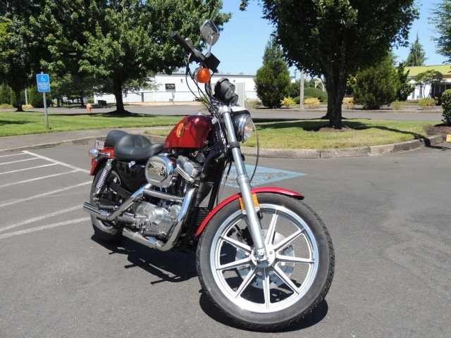 1990 HARLEY DAVIDSON SPORTSTER 883 / ONLY 1900 MILES - Photo 19 - Portland, OR 97217
