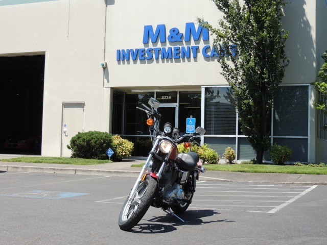 1990 HARLEY DAVIDSON SPORTSTER 883 / ONLY 1900 MILES - Photo 2 - Portland, OR 97217