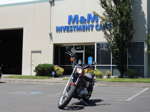 1990 HARLEY DAVIDSON SPORTSTER 883 / ONLY 1900 MILES - Photo 1 - Portland, OR 97217