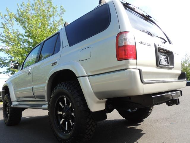 2000 Toyota 4Runner Limited / 4WD / Leather / Rear Diff Lock / LIFTED - Photo 11 - Portland, OR 97217