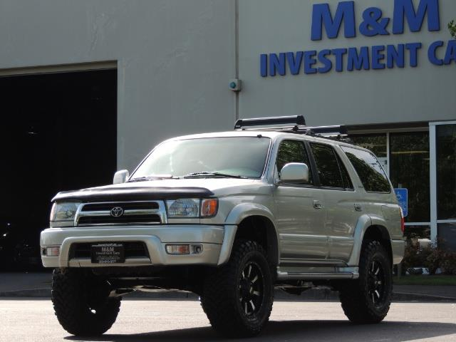 2000 Toyota 4Runner Limited / 4WD / Leather / Rear Diff Lock / LIFTED - Photo 49 - Portland, OR 97217