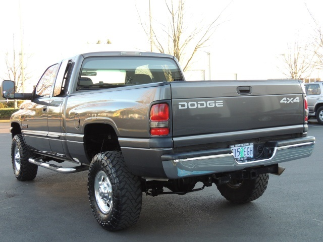 2002 dodge ram 2500 laramie 4x4 5 9l diesel cummins lifted. Black Bedroom Furniture Sets. Home Design Ideas