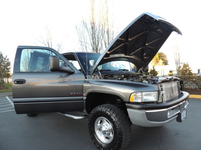 2002 dodge ram 2500 laramie 4x4 5 9l diesel cummins. Black Bedroom Furniture Sets. Home Design Ideas