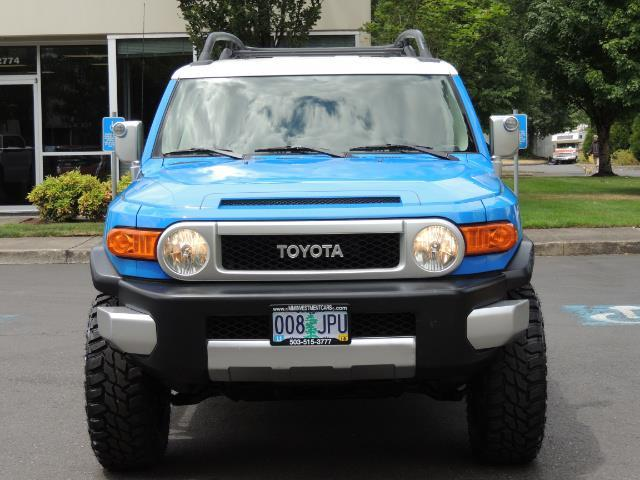 2007 Toyota FJ Cruiser 4dr SUV / 4X4 / REAR DIFF LOCKS / LIFTED LIFTED - Photo 5 - Portland, OR 97217