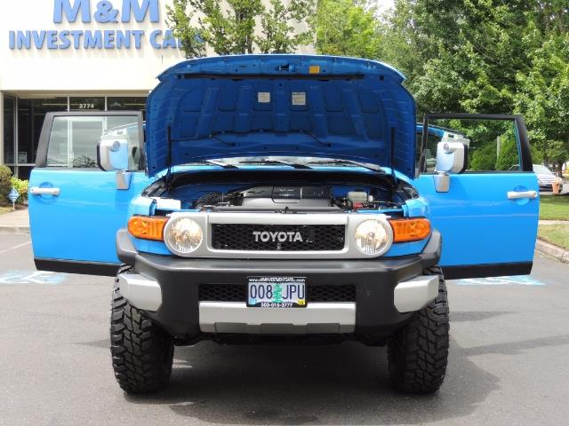2007 Toyota FJ Cruiser 4dr SUV / 4X4 / REAR DIFF LOCKS / LIFTED LIFTED - Photo 55 - Portland, OR 97217